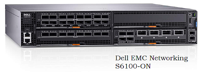 """DELL EMC Data Center High Destiny"" S6100"