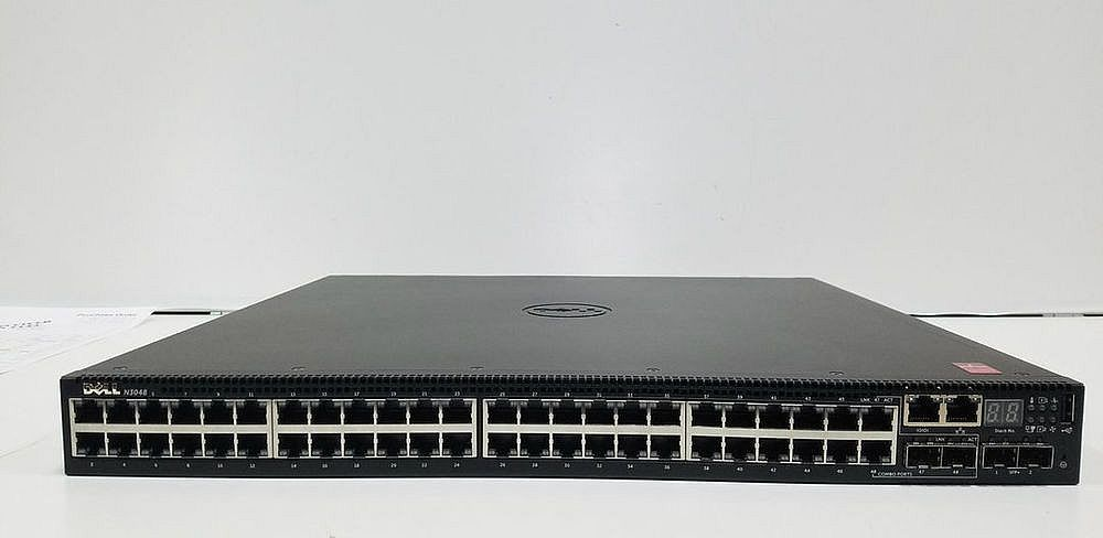 DELL Network Campus Compact N3048